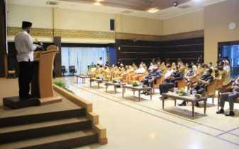 Raihan ke 8, Pemkab Pelalawan Dapat Predikat WTP dari BPK RI