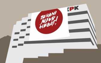 Warga Laporkan Dugaan Korupsi di Kota Sungai Penuh ke KPK
