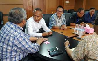 HPN 2020 di Kalsel, Ketua Dewan Pers : Kebersamaan Lini Dunia Pers Sangat Penting