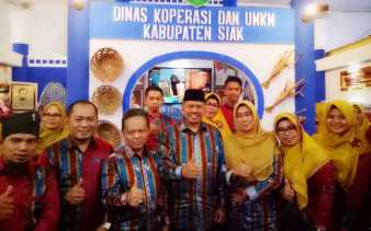 Siak Ikuti Riau Expo 2019, Alfedri Berharap Tarik Minat Investor dan Wisatawan