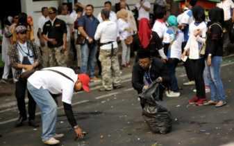 Ini yang Dilakukan Pendukung Prabowo-Sandi Usai Pencalonan Pilpres