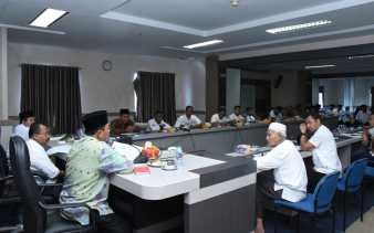 Pemkab Bengkalis Gelar Rapat Persiapan Keberangkatan JCH