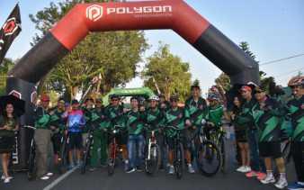 HUT ke-5 Komunitas Fun Bike, Danrem 082/CPYJ Sediakan Hadiah 1 Unit Motor