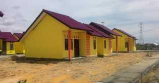 Asyik.. Lansia dan Janda di Riau Akan Dibangunkan Rumah Layak Huni