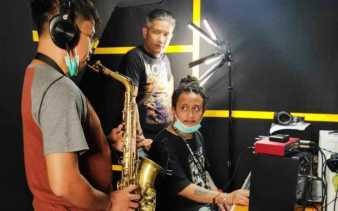 Prima Founder Records Produksi Full Album AM Kuncoro dan Single Perdana Bea Serendy serta Rojanah dalam Seminggu