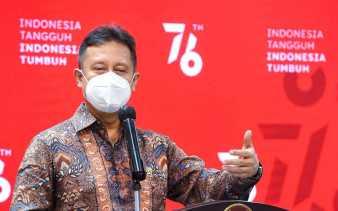 Pemerintah Akan Distribusikan Oxygen Concentrator ke RS dan Tempat Isolasi