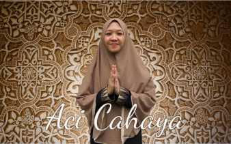 Aci Cahaya Penyanyi Religi Asal Pekanbaru Ajak Milenial Ikut Festival IslamicTunes Batubara
