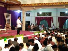 Bupati Apresiasi Semangat Keagamaan di Kalangan Generasi Muda
