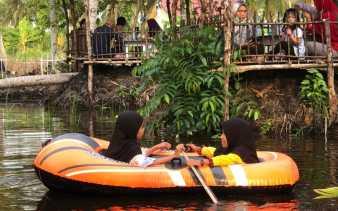 Bosan dengan Hiruk Pikuk Perkotaan? Yuk Bersantai di Cafe Pondok Ladang