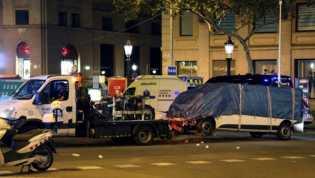 Duka Teror Barcelona, Liga Spanyol Dibuka dengan Heningkan Cipta