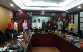 Pemprov Riau Gelar Rapat Lanjutan Penambahan Lahan Politeknik Perikanan KKP Dumai