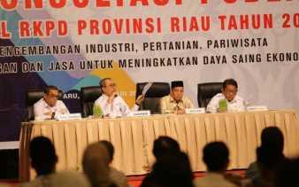 Pemprov Riau Sediakan Situs Web Khusus untuk Masukan RKPD 2021