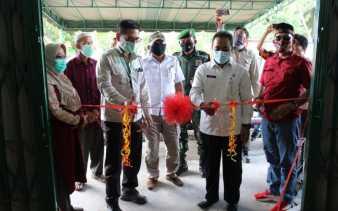 PT SDS Sponsori Rumah Pangkas Kita di Lubuk Gaung