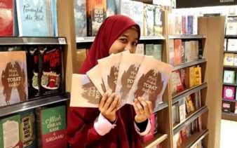 Novel Karya Gadis Berusia 18 Tahun Ini Akan Difilmkan