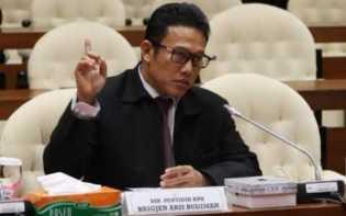 Laporan Aris Budiman Diserahkan ke Dewan Pers
