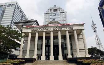 Jelang Sidang Sengketa Pilpres, Pengamanan 9 Hakim MK Ditingkatkan