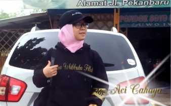 Aci Cahaya Raih Juara di MTQ Riau ke-38 Kampar