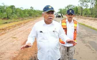 Menteri PUPR Minta Jarak Tempuh Marauke - Boven Digul Menjadi 6 Jam