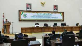 Masuki Masa Persidangan 1 Tahun Sidang 2018, DPRD Inhil Akan Mulai Bahas 8 Ranperda