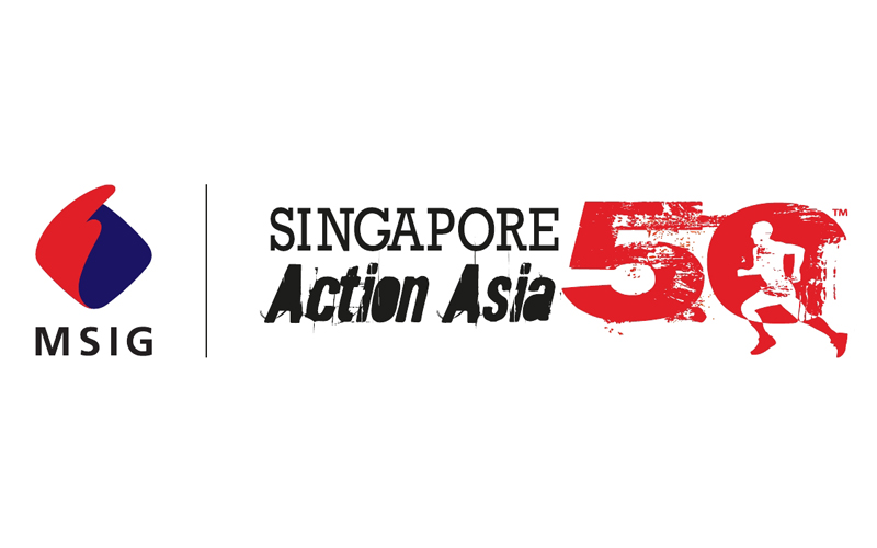 A trio of National Award prizes for top local runners at the MSIG Singapore Action Asia 50