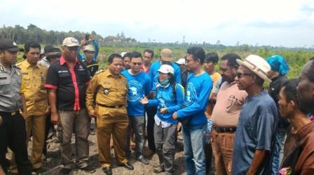 Empat Pemkab di Papua Barat Kunjungi Pungkat