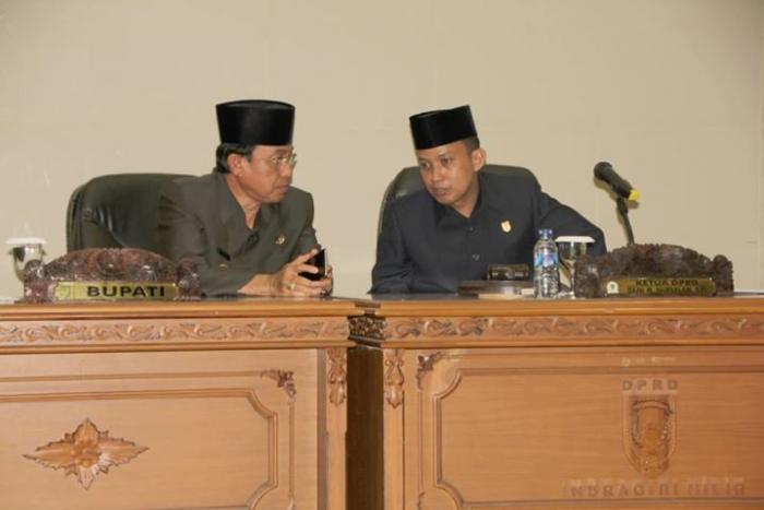 Ketua DPRD Inhil Harapkan Pemkab Tuntaskan Keluhan Masyarakat Secara Berkesinambungan