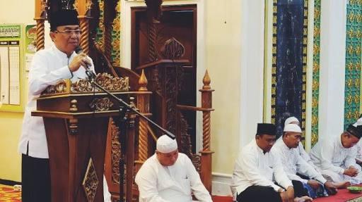 Bupati Inhil Sebut Peringatan Maulid Nabi Muhammad SAW Tak Terputus Sejak Masuk Rabiul Awal
