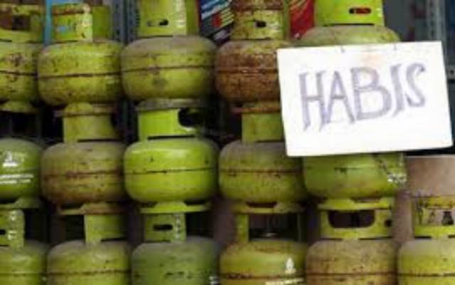 Kebutuhan Elpiji Melon Riau Meningkat 14 Persen di Tahun 2017