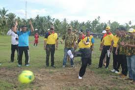 Wardan: Bupati Cup Ajang Pencarian Pemain Berbakat Atlet-atlet Inhil
