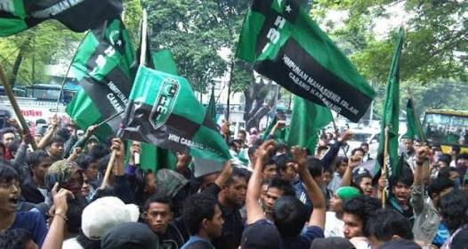 Tidak Hanya Ahok, Aksi 25 November HMI Bidik Jokowi