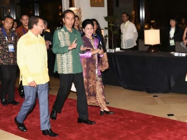 Bangun Konektivitas, Presiden Jokowi dan Presiden Duterte Resmikan Layanan Ro-Ro Davao-Bitung