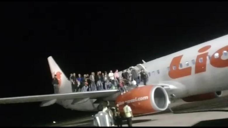 Pembuka Jendela Darurat Pesawat Dipolisikan, Ini Alasan Lion Air