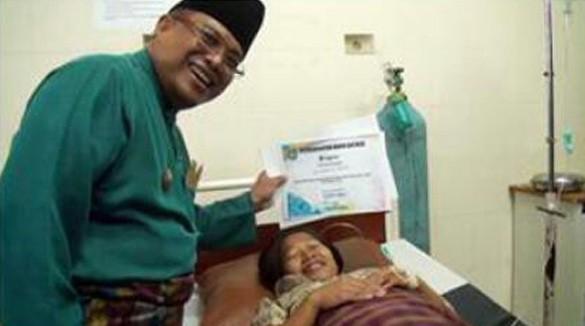 Pelayanan dan Kenyamanan RSUD Dumai Terbaik se-Riau