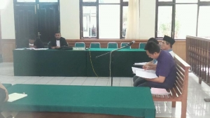 PN Gelar Sidang Perdana Dugaan Korupsi Buku PADE Dumai
