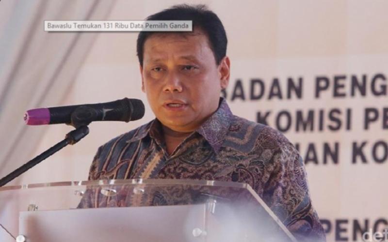 Bawaslu Riau Temukan Ribuan Data Pemilih Ganda di DPT Pemilu 2019