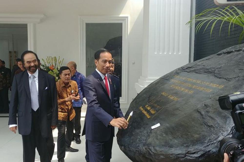 Presiden Jokowi Sebut Telegram Sudah Lama ''Dipantau''
