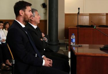 Hukuman Penjara Messi Diubah Menjadi Denda Rp3,8 Miliar