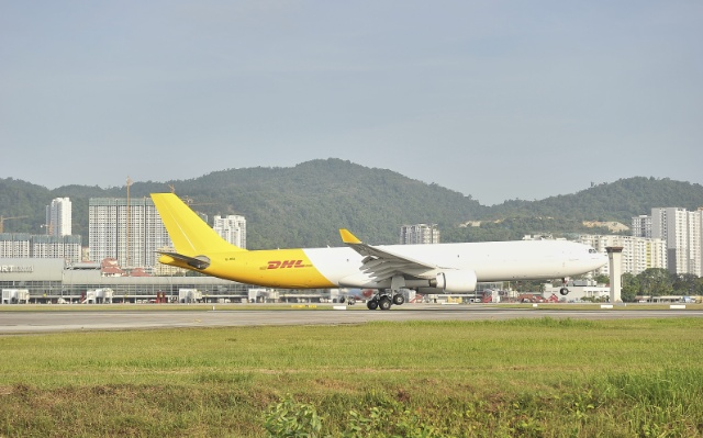 DHL Express launches inaugural passenger-to-freighter A330-300 as part of rapidly-growing Asia Pacific air network