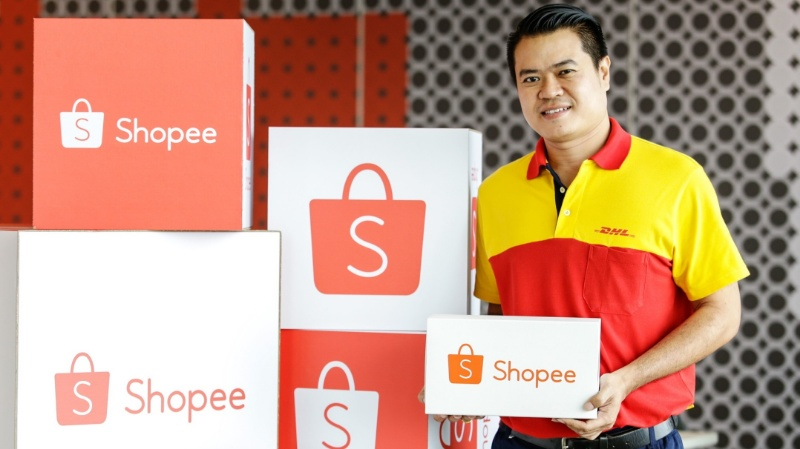 Shopee Teams Up With DHL eCommerce In Thailand To Offer A Seamless Delivery Experience