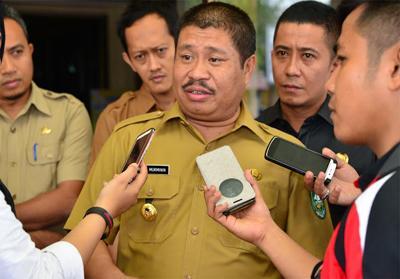 Kepala Dinas Di Bengkalis Dilarang Keluar Daerah sampai APBD 2017 Disahkan