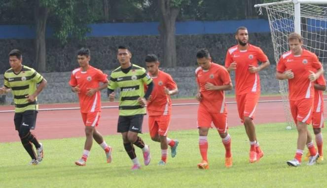Pelatih Baru Datang, Persija Siap Bangkit di Tahun 2017