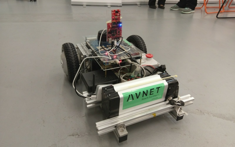Avnet and Xilinx Participate in Tech Talk Series Organized by A*STAR Scientists to Drive the Future of Automation