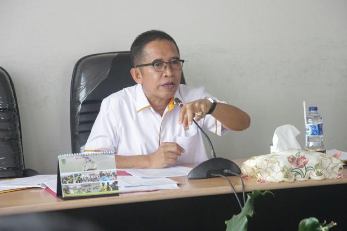Fraksi Golkar Pertanyakan Pernyataan Fraksi PKB Soal Pemkab Inhil Tidak Serius Selamatkan Kebun Kelapa