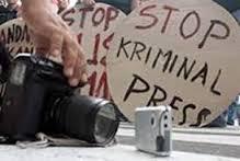 Soal Istri Kedua, Abang Oknum Pejabat Meranti Ancam Wartawan