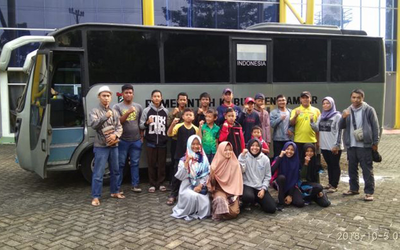 Kejurda Provinsi Riau di INHU, Kampar Kirim 38 Atlet Panahan