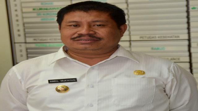 Bupati Bengkalis Ucapkan Bela Sungkawa Atas Wafatnya Anggota DPRD Riau Rosfian