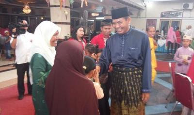 Wali Kota Pekanbaru, Firdaus Gelar 'Open House' Selama 2 Hari