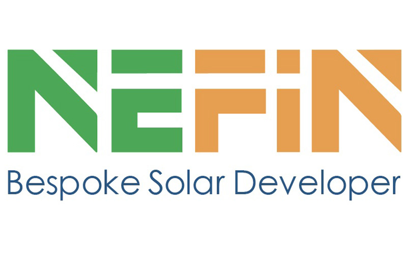 Nefin x Bosch First Solar Photovoltaic Project Completion in Nanjing on 8 January 2020