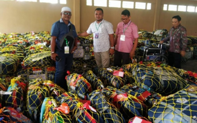 Distribusi Koper JCH Kampar Berjalan Lancar