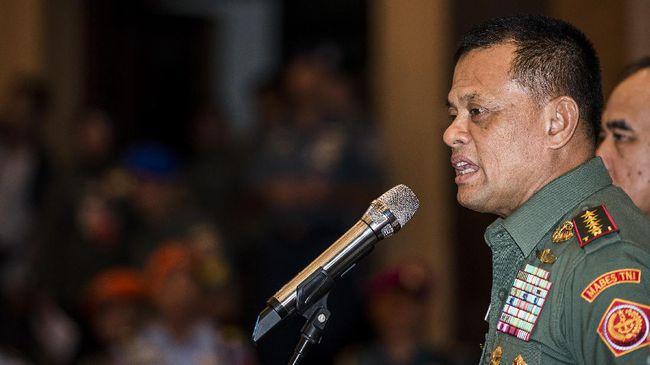 Korupsi Militer, Menanti 'Puisi' Lain Panglima Gatot
